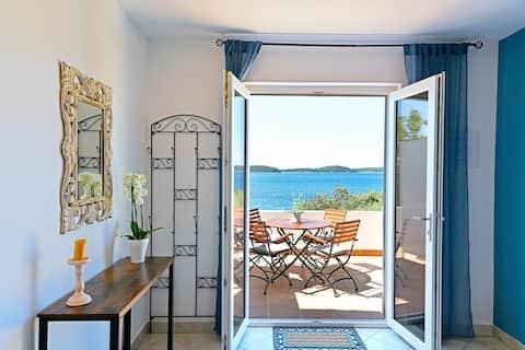 beach house Dea  apartment 3
