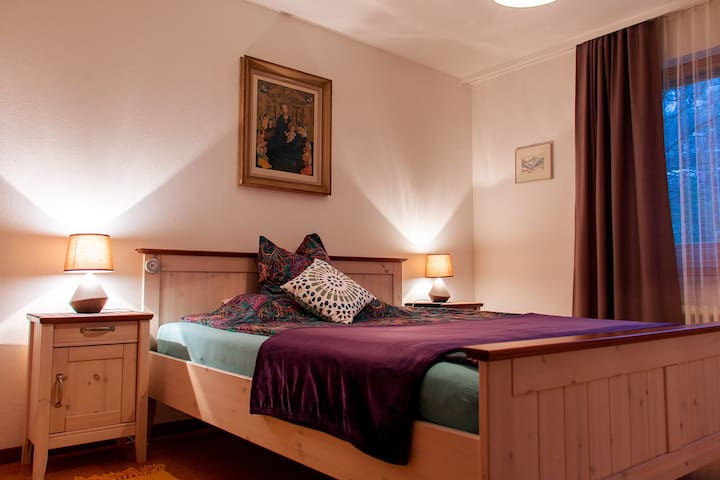 gemütliches Schlafzimmer für  2 Personen