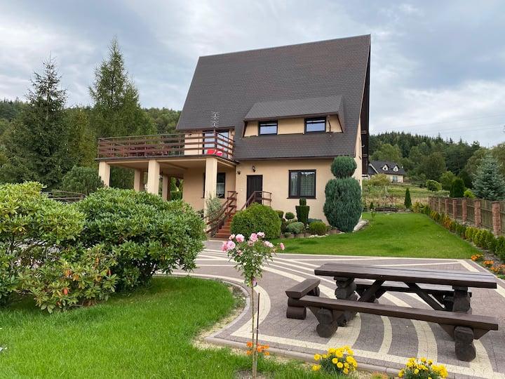 """Dom do wynajęcia """"Zawojski Zakątek""""/House for rent"""