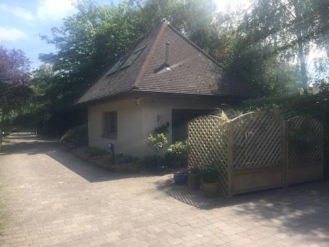 The 'Lodge' at Bodenlodge