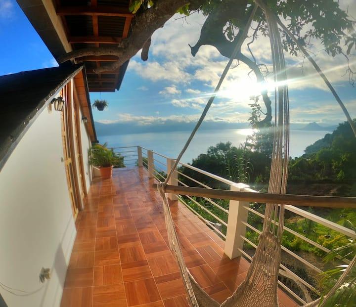 Casa Volcán, Volcano House