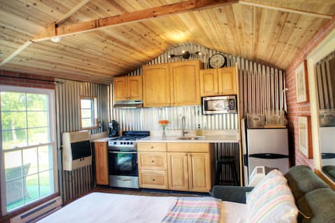 Cabin+Cabin Glamping Sleeps 2+2 1.5/NYC~1/Philly