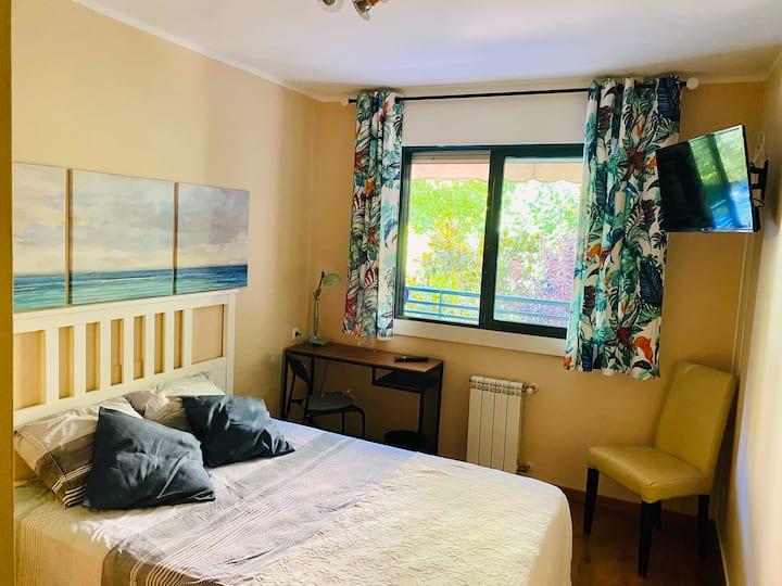 Habitación individual en Complejo Residencial