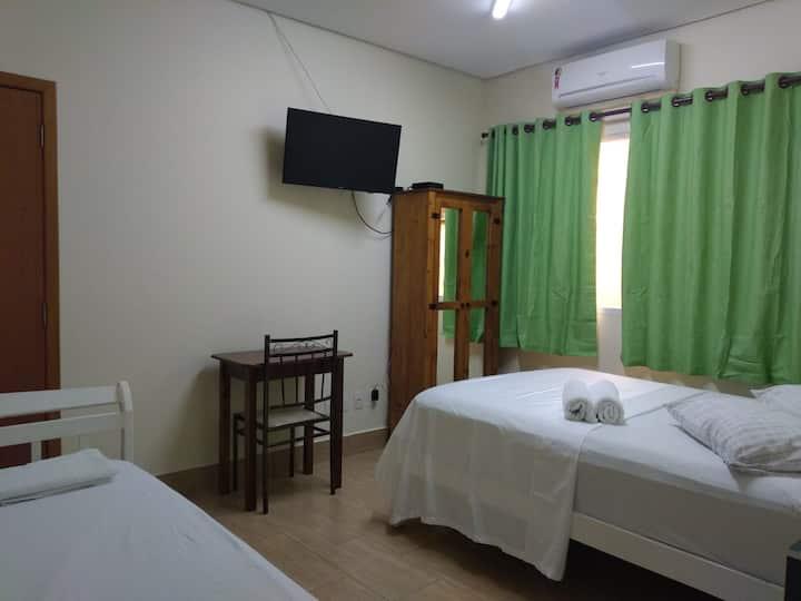 Suite confortável perto da rodoviária Piracicaba