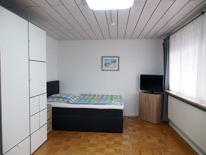 Haus Buchfink - 1 Zi. Appartment möbliert Nr.: 1