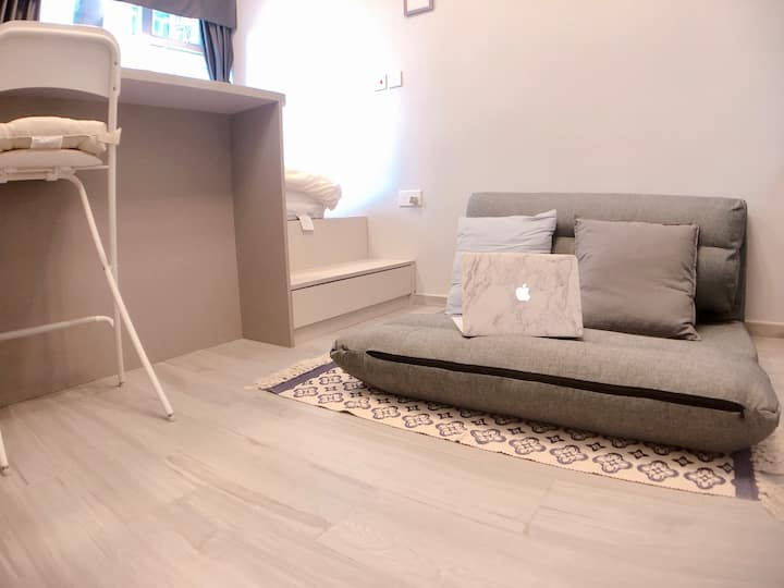 !NEW! #STUDIO@JORDAN#3MINS MTR#8MINS AIRPORT TRAIN