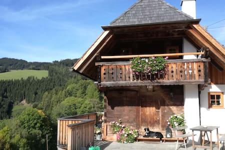 Ferienhaus Troadkasten Schmalzbauer