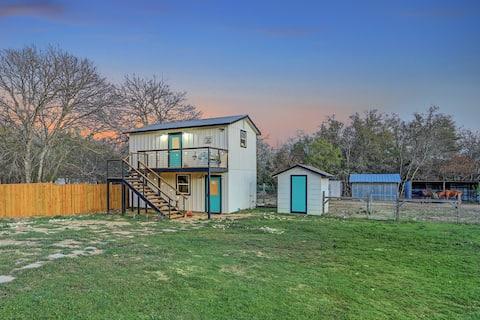 Modern Farmhouse Studio Apartment