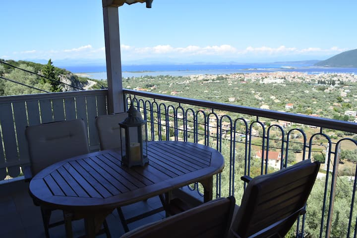 Casa Barene - Family Apartment - Apolpaina Lefkas