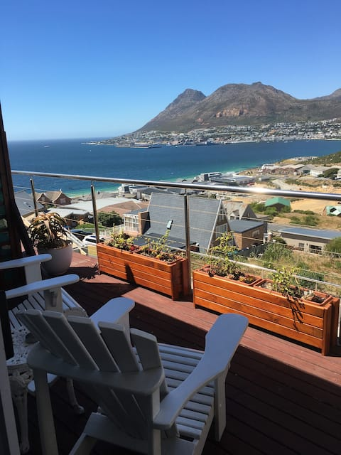 (2) Sun Sea Sleep - Simon's Town Cape Town - 1 bed