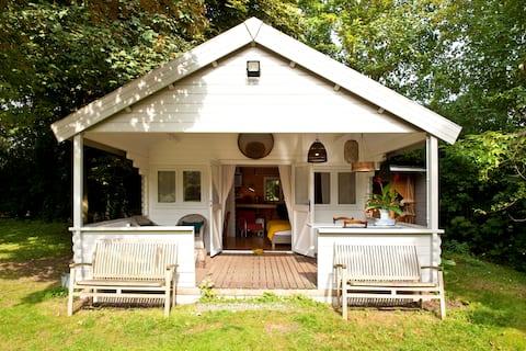 Casa de campo junto al estanque - Waasland