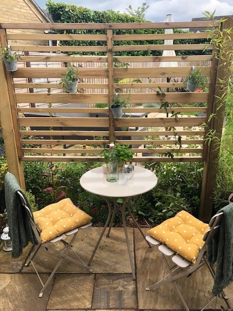 Private Garden Studio with Outdoor Terrace