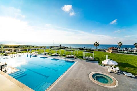 Penthouse mit 2 Schlafzimmern im Sea Front Resort
