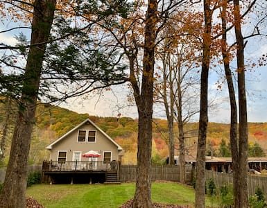 Beautiful BelleHouse - Creekside in the Catskills