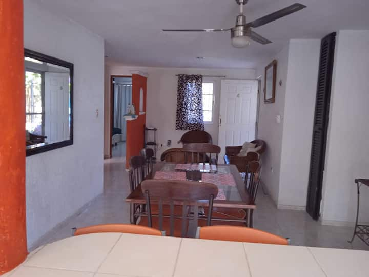 aparment in Villas flamingos ground floor