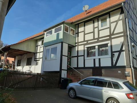 Fachwerkhauswohnung in Reiffenhausen