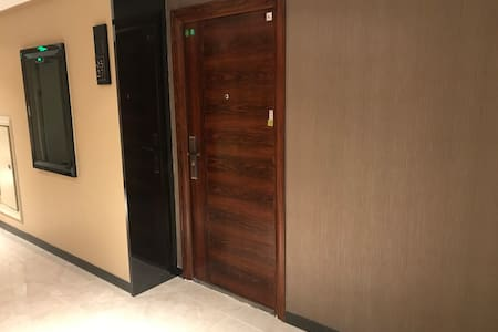 房间门口 无障碍