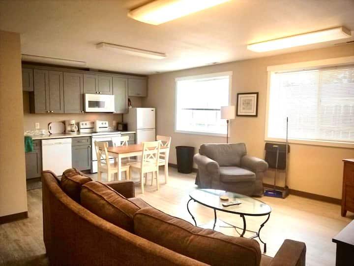 Suite 107 - 2 BR, 1 bath, Sandy Beach Suites