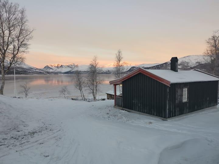 Oppdal, Gjevilvassdalen, Trollheimen, Kayaks, wifi