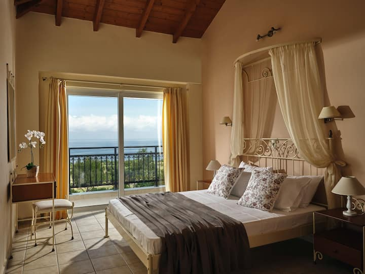Lithies Boutique Hotel - Deluxe Sea View Apartment