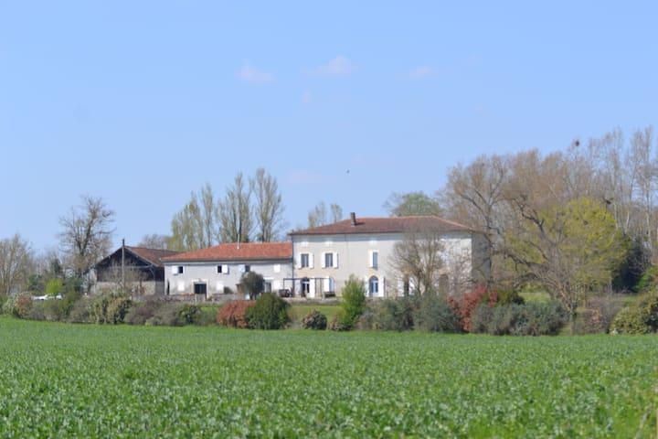 Near Toulouse, 40'