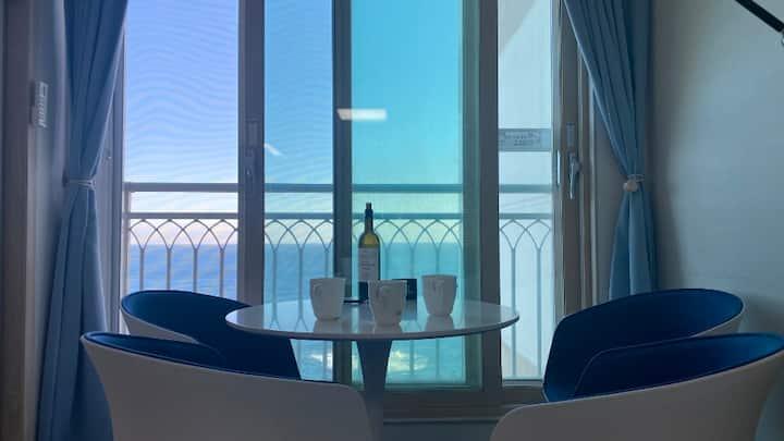 [Ocean View] 13th floor hotel with atmosphere