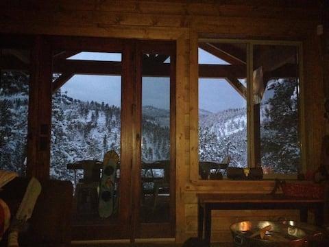 Cabin at River Creek Ranch