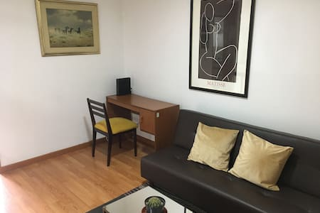¡Comfortable apartment fully furnished!