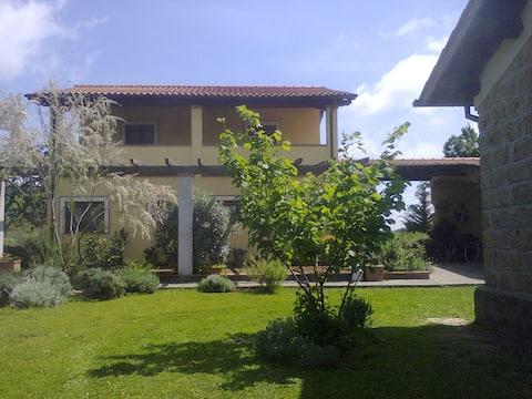 MAREMMA - FARMHOUSE IN THE COUNTRYSIDE
