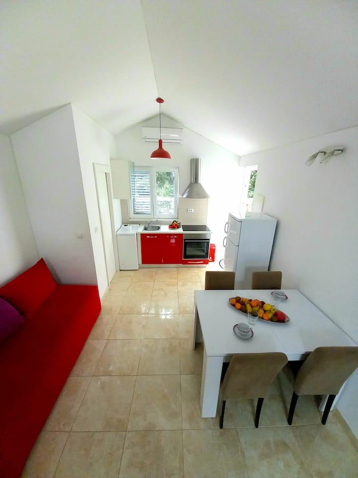 New Apartment Danny - location, terrace & parking