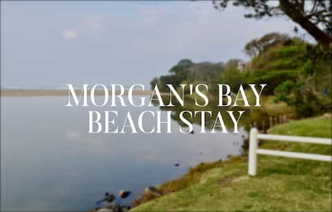 Коттедж с видом на пляж Морган-Бэй
