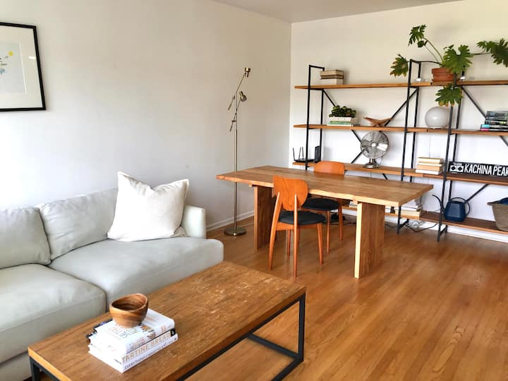 FREE PARKING - Condo in Ocean Park Santa Monica