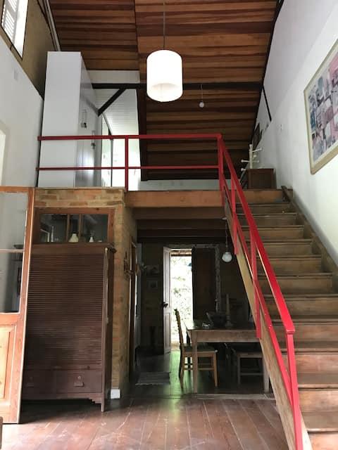 Loft centro Petrópolis