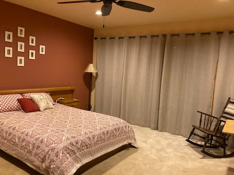 Carson City Earth House - passive solar home
