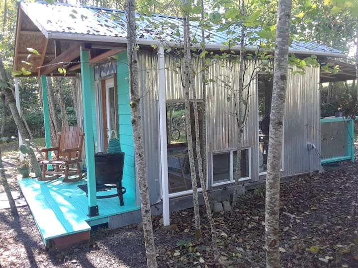 ET experience at Silver Creek Cabin