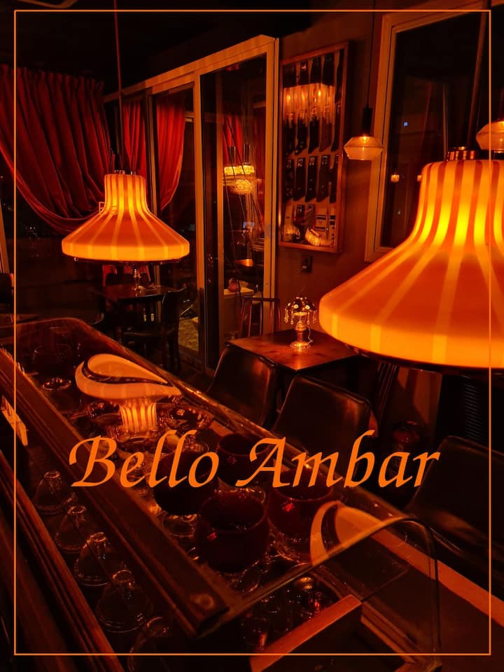 Bello-Ambar in Palermo Hollywood