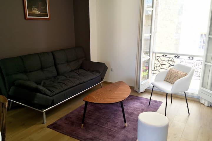 Bel appartement T3 au cœur de Perigueux