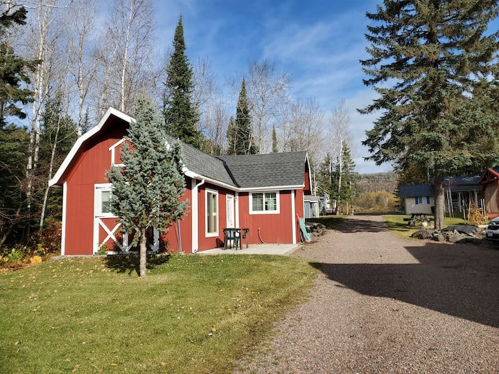 Newer Red Cottage