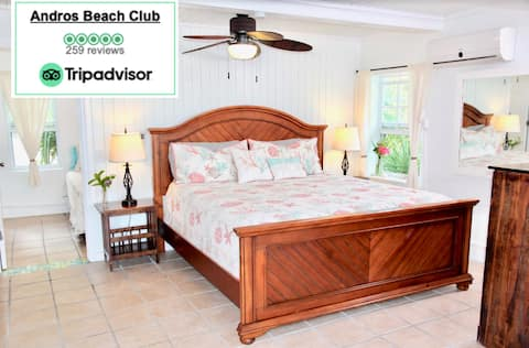Oceanfront 3BR Beach House Rental at ABC Resort