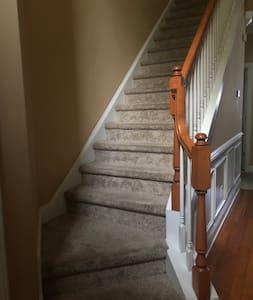 Tiada tangga atau anak tangga untuk masuk