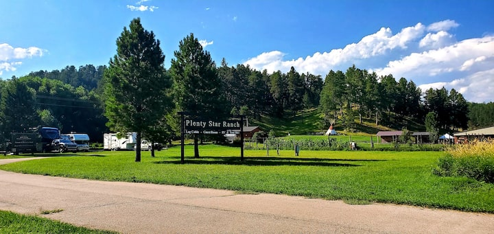 Plenty Star Ranch - Full RV Camping Site 2 of 3