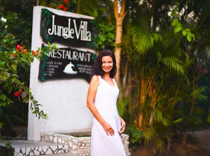JungleVilla, Unawatuna