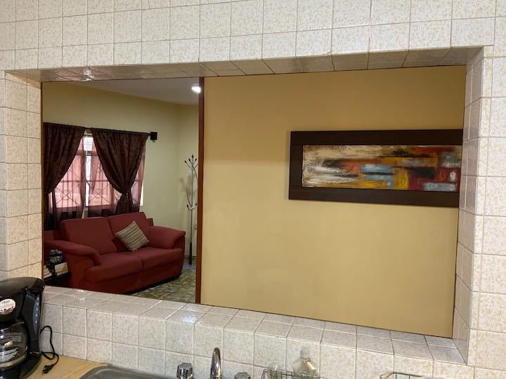 Mololoa and Downtown Tepic Studio Apartment