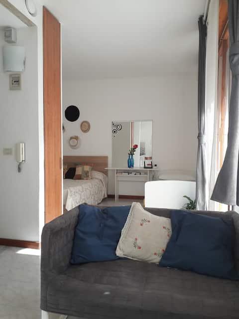 Liola,cozy flat near Venice with free car parking
