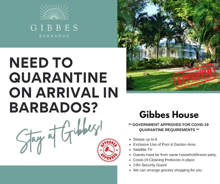 Gibbes Great House