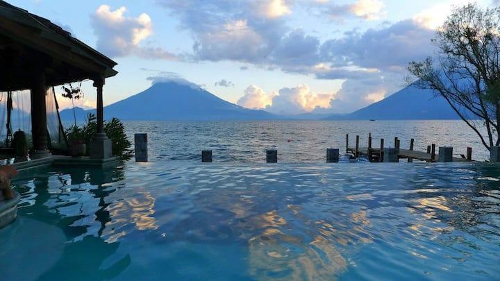 Lake Atitlan - Jaibalito - Club Ven Aca