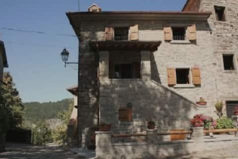 Casa a La ROCCA - Chiusi della Verna (AR)