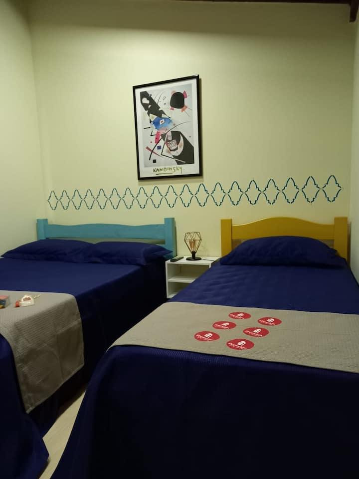 Apartamento Mobiliado Nº 06