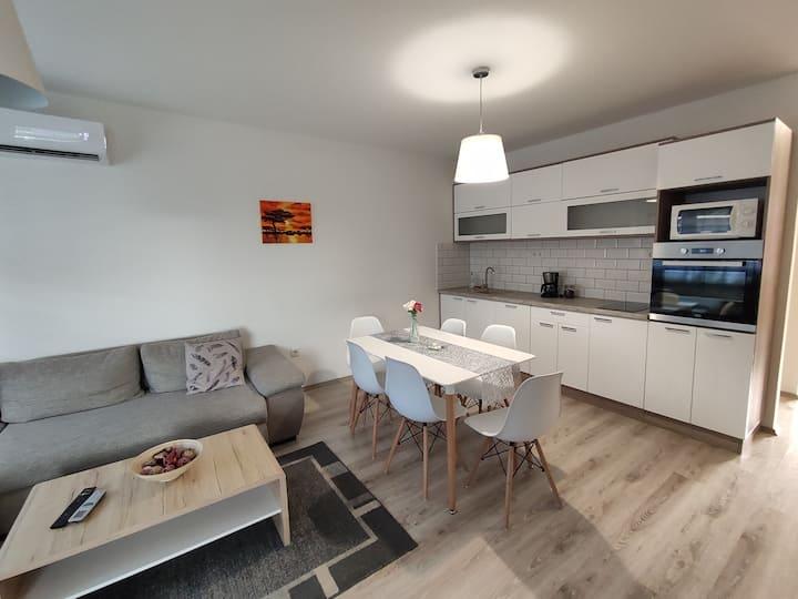 Hatvan Corner Apartments in the heart of the city