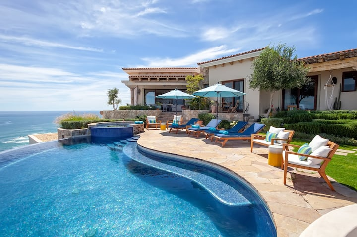 Ocean View Villa at Palmilla